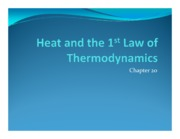 First Law of Thermodynamics-1