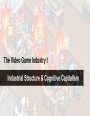 Video Game Industry I.pdf