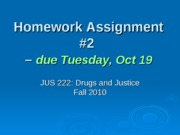 Assignment _2 - Harm Reduction and Methadone F10-1