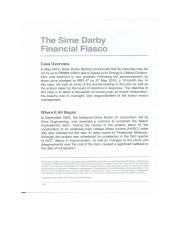The Sime Darby Financial Fiasco (1)