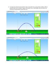 Projectile Motion Simulation  1