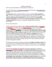 PHILOSOPHY- STUDY GUIDE FOR MIDTERM.docx