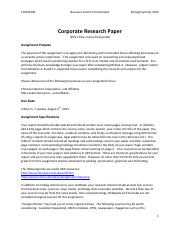 Corporate Research Paper Assignment Spring - Summer 2015.pdf