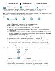Simulation Problem sheet selected solutions