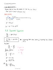 9.3 separable equations