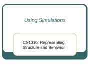 using-simulations