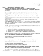 is3230 lab 1 assessment Label art activities figure 13 identify  chapter e-flash cards chapter assessment lesson 11 chapter assessment lesson 12  lab activity conservation of.