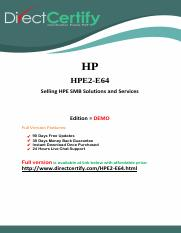 HPE2-E64 Questions and Answers.pdf