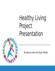 Healthy Living Powerpoint.pptx