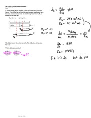 Strength of Materials Lecture Day 07 Notes