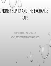 Lecture 2.2_Money supply and the exchange rate.pptx