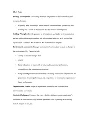 MGMT 425 Ch.11-14 Final Study Notes