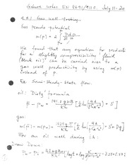 Lecture Note 16
