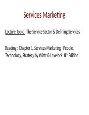 B8MK104 The Service Sector  Defining Services 2016.pptx