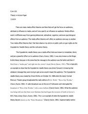 neo-aristotelian criticism essay