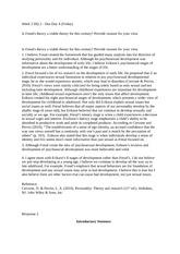 sigmund freud personality theory essay
