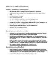 INSTRUCTIONS FOR FORMATTNG ESSAYS.pdf
