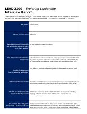 LEAD 2100 - Interview Report Worksheet[2] (1).docx