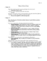 Module 3 Bibl 104 Study Guide