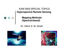 lect 7-mapping methods -updated