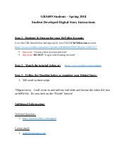 GBA699 DS-WeVideo Information.docx