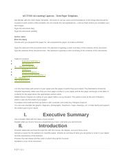 ACCT 220  Accounting Capstone - Term Paper Templates.doc