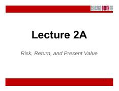 Lecture2A