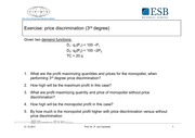 Exercise_Price_Discrimination_3rd_degree