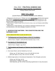 P Sc 104A, First Syllabus  FALL 2016(1).doc