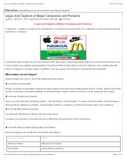 Logos And Taglines of Major Companies and Products.pdf