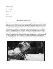 Animal Welfare.docx