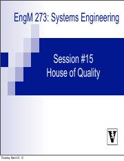 Lecture #15 House of Quality.pdf
