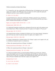 fin 515 homework week 1