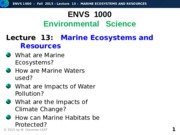 F2015-Lecture 13-Marine Resources-posted