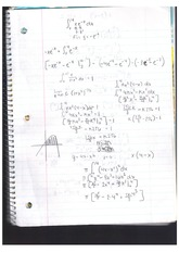 Class Note Single Fraction Problem