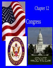 AP_Chapter_Twelve_Congress.ppt
