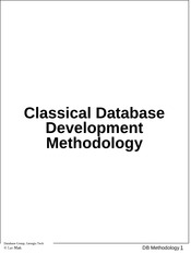 Database_Development_methodology