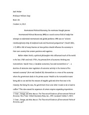 Biographical Report on Karl Marx at EssayPedia.com