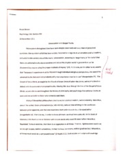 truth research paper