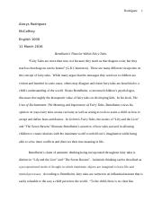 English paper 2 - Bettelheim .docx