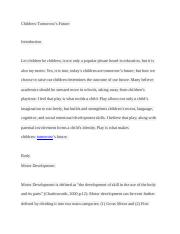 childrens today paper.docx