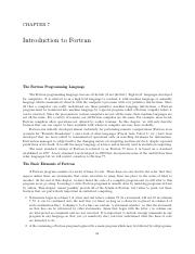 Introduction to Fortran - Chapter 7.pdf