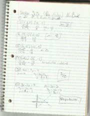 Elementary Algebra II Formation Notes