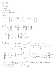 Linear Alg NB Chp1 Test201230Solutions