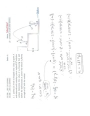 Exam Solutions Fall 2013 2a