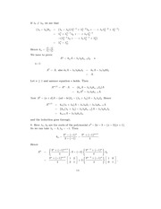 Linear Algebra Solutions 11