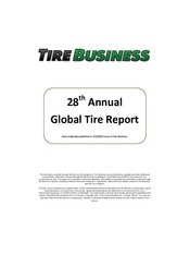 (Annual Tire Ranking 2013)TB92560110