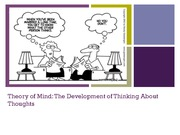 Lecture 10 Theory of Mind