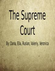 the suprerme court.pptx