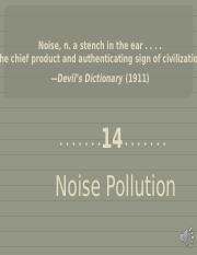 14 Noise Pollution.pptx